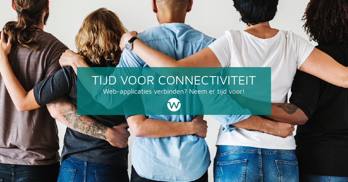 Connectivity bij de webcirkel